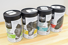 KIWI4種の試食ができます